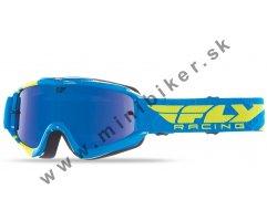 08a9dd0aa Motocrosové okuliare Fly Racing RS čierno ružová. Veľkosť 48 - 64 cm