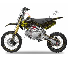 Pitbike 125cc Ultimate Atomic 17x14